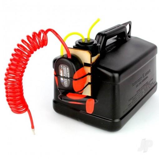 J Perkins Fuel Caddy Fueling System (Black Jet/Glow/Smoke) 5 Litres JPDA0002