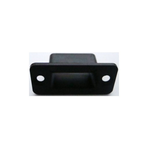 MPX Housing Long for 6 Pin Connector