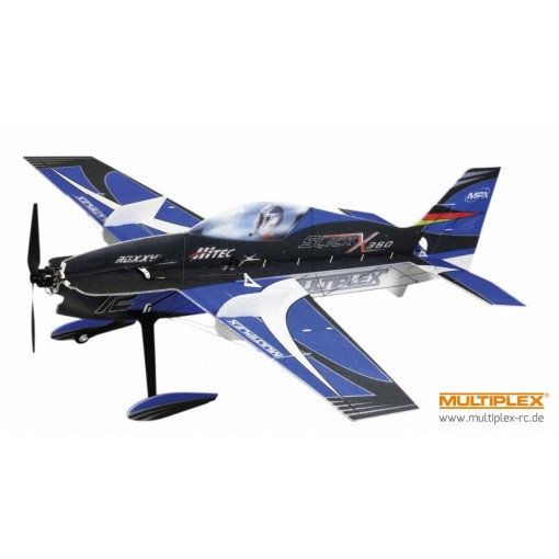 Multiplex BK Slick X360 4D Indoor Edition Blue 1-01632