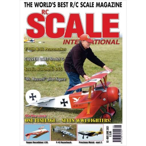 RC Scale International Magazine May / June 2021