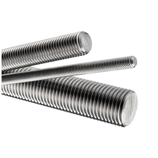 "M2 Stainless Steel Threaded Rod Studding M3 x 1000mm (39"")"