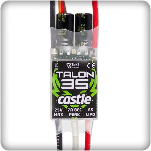 Castle Creations Talon 35a Brushless ESC 010-0122-00