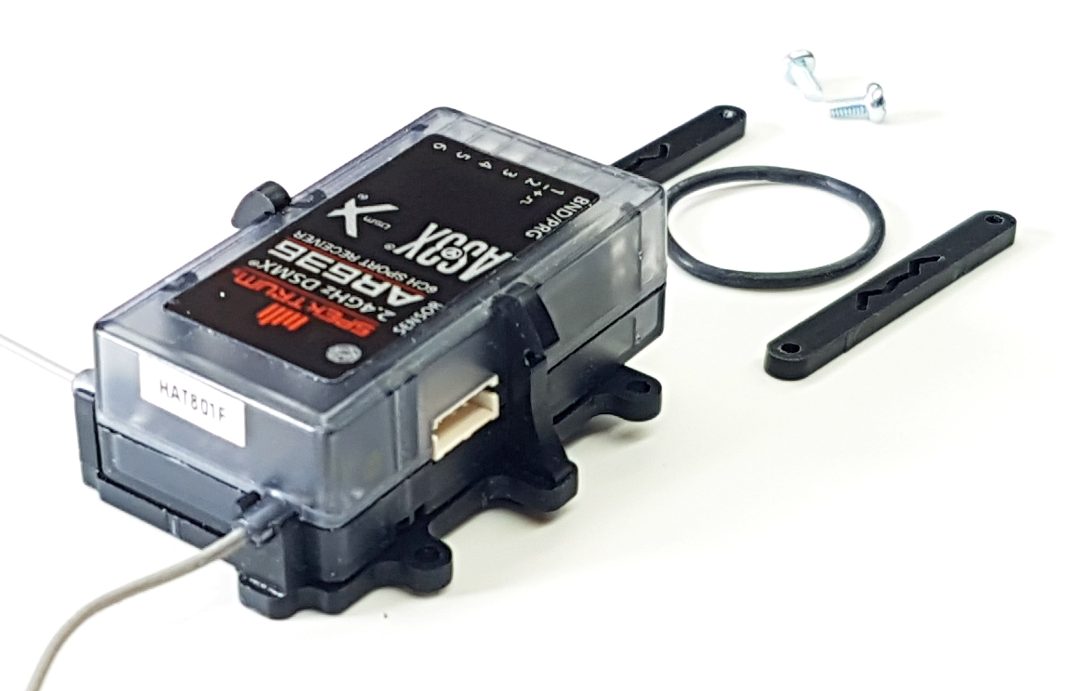 Spektrum AR636 AS3X Receiver Click Holder from STV-Tech 013-55