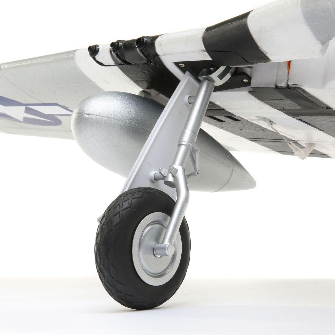 E-flite P-51D Mustang 1.2m PNP EFL8975