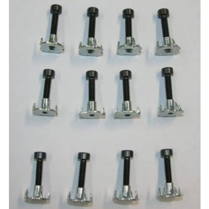 Electron Mounting Screw Set 1 Retract For ER50's