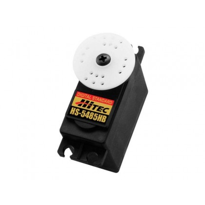 Hitec HS5485HB Digital High Torque HD Gears Dual BB