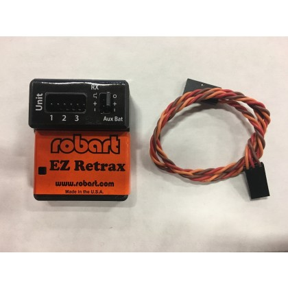 Robart Electric Retract Control Unit - RB177-RETRAX