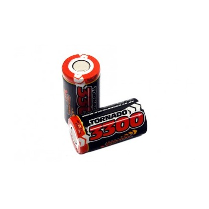 SubC Nimh Cell 3300mah 1.2v Premium Sport from Overlander sub c single cell battery