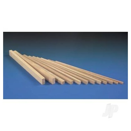 1/2x1/2in 12in Engine Bearer Hardwood Bar 5521222