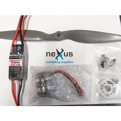 FunCub NG Power Set