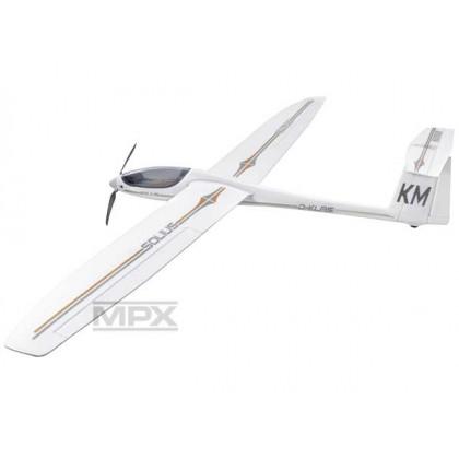 Multiplex RR Solius Powered Glider 264264