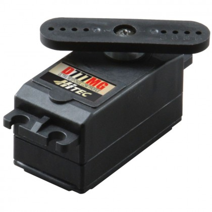 Hitec D777MG Wide Voltage Low Profile Servo 2221300