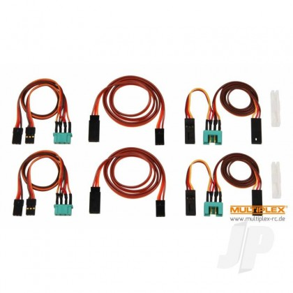 Multiplex Funray Cable Set  (Complete) 25100112