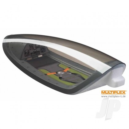 Multiplex Funray Clear Cabin Canopy (100138) 25100138