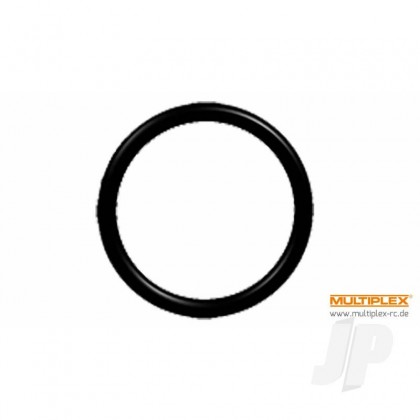 Multiplex O-Rings for Propeller mounting (Rubber) (5pcs) 224386 MPX224386