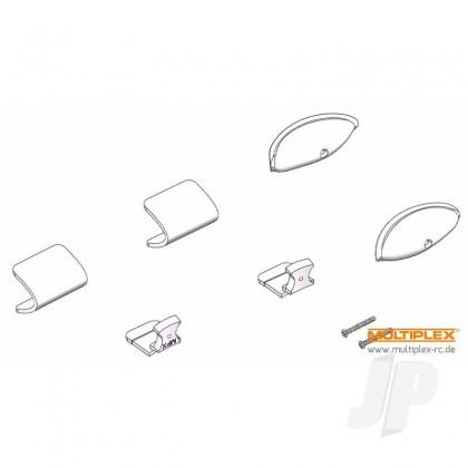 Multiplex FunCub XL Wing Light Cover Set 224440 25224440
