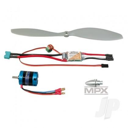 Multiplex Power Drive Parkmaster 3D Tuning 332652