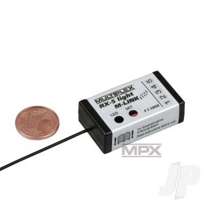 Multiplex Receiver RX-5 Light M-LINK 2.4GHz 55808 2555808