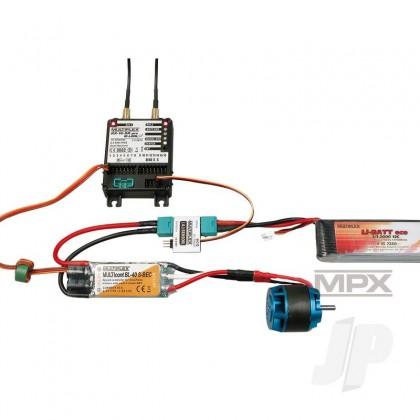 Multiplex Amp Sensor 35 A (M6) For RXs M-LINK 85403 2585403