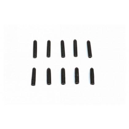 Decorative Switch Caps Black Long (10 pcs) 33001.50