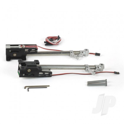 JP Electric Retracts 22-33cc Main Set And Legs (2) 4406360