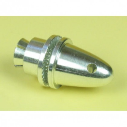 4.0mm Prop Adaptor With Spinner (Prop 8mm) By J Perkins 4447410