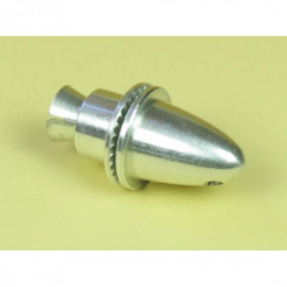2.3mm Prop Adaptor With Spinner (Prop 8mm) By J Perkins 4447430