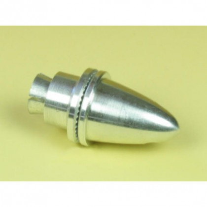 3.17mm Prop Adaptor With Spinner (Prop 11mm) By J Perkins 4447435