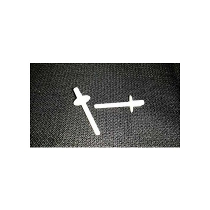"""4mm Nylon Wing Bolts 48-60"""" Size Models from Extreme Flight 48WB EXTR2850001"""