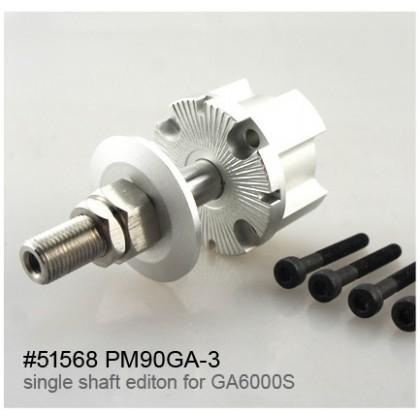 Dualsky Single shaft propeller mount set for GA6000S - PM90GA-3