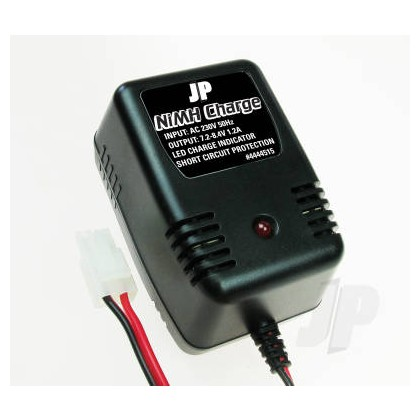 NiMH 230v Delta-Peak Main Charger (3Pin) for 6-7 cell Nimh batteries (7.2-8.4v) 5510530