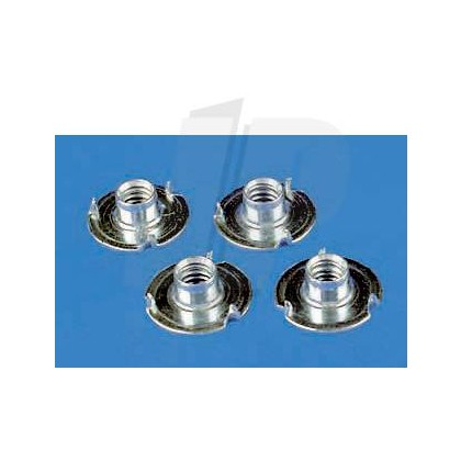 Dubro 1/4-20 Blind Nuts (4 Pack) DB653