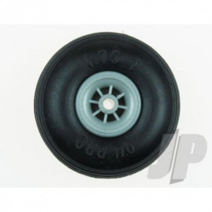 """1-3/4"""" Dubro Treaded Low Bounce Wheels (2 Pack) DB175T"""