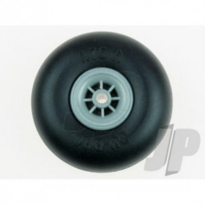 "2"" Dubro Smooth Low Bounce Wheels (2 Pack) DB200R"