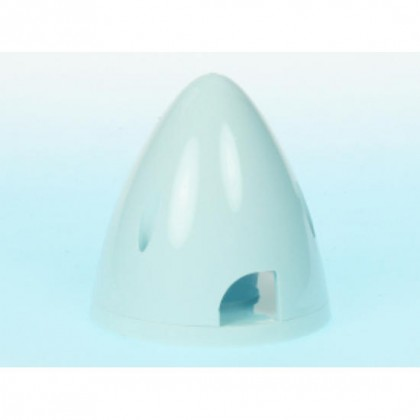 """2-1/2"""" Spinner 2 Blade in White from Dubro DB284"""