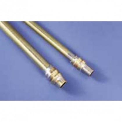 """Dubro Fuel Line Barbs 1/8"""" I/D (4 Pack) DB813"""