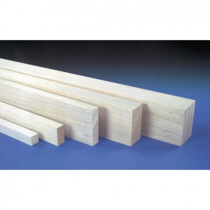 J Perkins 1x4in 36in Block Balsa 5520309