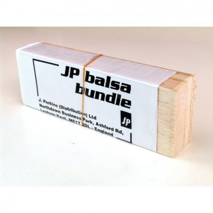J Perkins Bargain Balsa Bundle 5520351