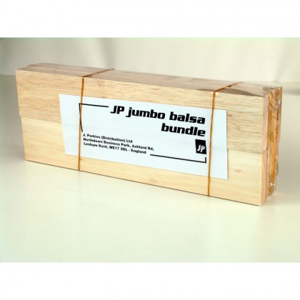 J Perkins Large Balsa Bundle (Bagged) 5520360