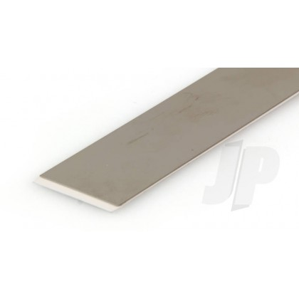 K&S .012 x 1 Stainless Steel Strip 87155