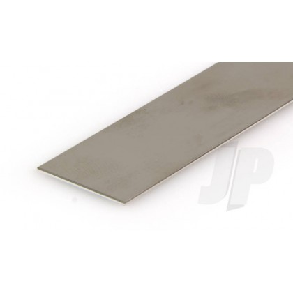 K&S .018 x 1 Stainless Steel Strip 87161