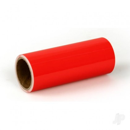 Oratrim Roll Fluorescent Red (21) 9.5cmx2m