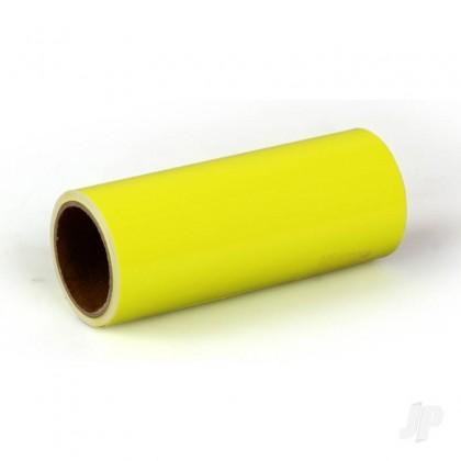 Oratrim Roll Fluorescent Yellow (31) 9.5cmx2m