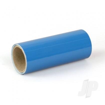 Oracover Oratrim Roll Sky Blue (#53) 9.5cmx2m 5523435