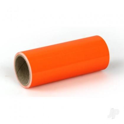 Oratrim Roll Fluorescent Orange (64) 9.5cmx2m