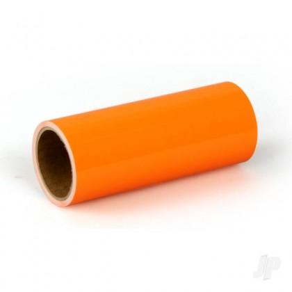 Oratrim Roll Fluorescent Signal Orange (65) 9.5cmx2m