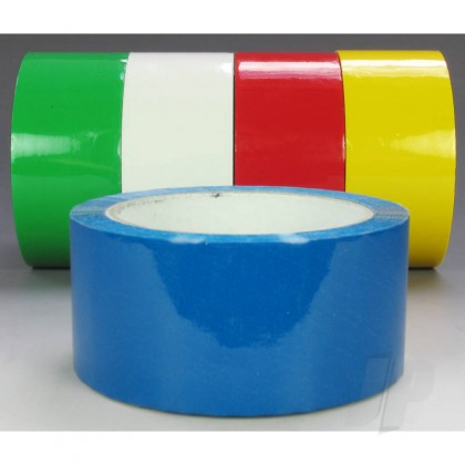JP Bullet Blue Trim Tape (50mm) 5523620 (Default)