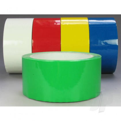 JP Bullet Green Trim Tape (50mm) 5523621 (Default)