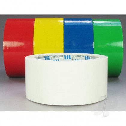 JP Bullet White Trim Tape (50mm) 5523622 (Default)