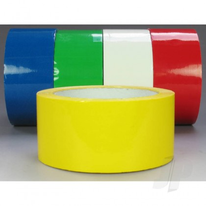 JP Bullet Yellow Trim Tape (50mm) 5523624 (Default)
